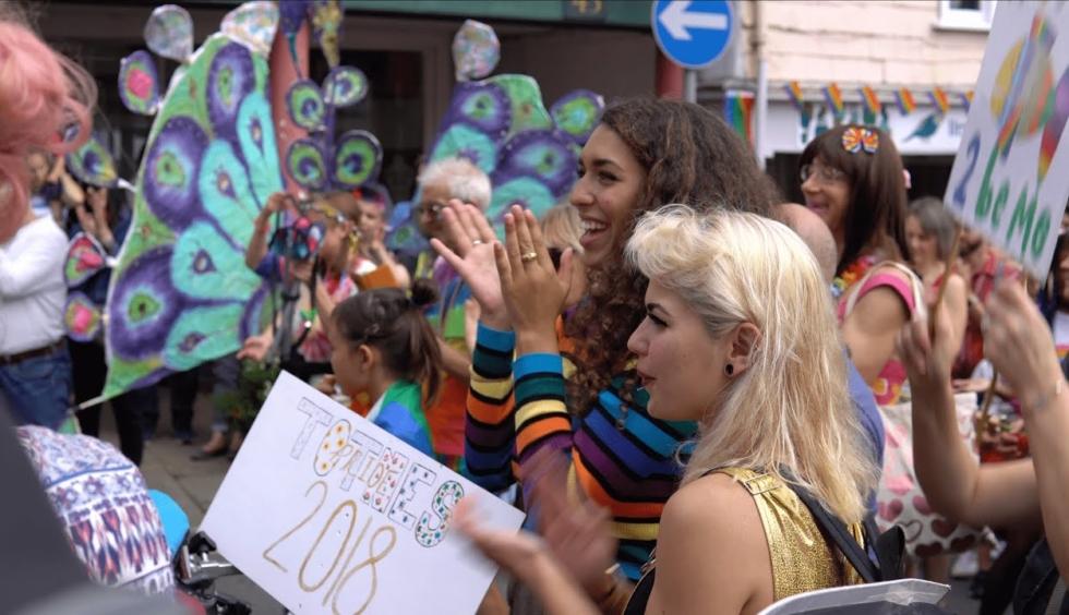Totnes Pride 2018 Promo Video